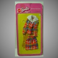 Never Removed from Box 1974 Mattel Barbie Best Buy Fashions.