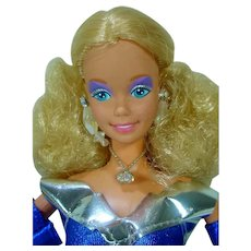 Mattel Vintage Rocker Barbie in Astro Fashion, 1985