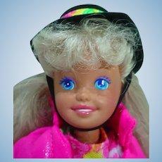 Vintage Mattel 1991 Stacie, Barbie's Little Sister