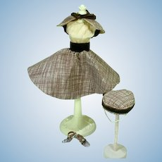 "VIntage Vogue 10 1/2"" Jill Outfit, #7408, 1957"