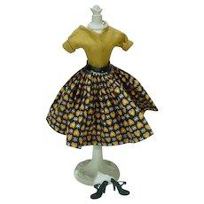 "Vintage 1958 10 1/2"" Miss Nancy Ann Outfit"