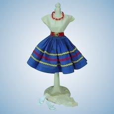 Vintage Ideal Little Miss Revlon Calypso Set, 1950's