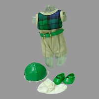 Vintage Vogue Ginny Gym Kids Outfit #6028, 1956