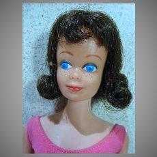 Vintage Mattel Midge with Black Hair 1963-64