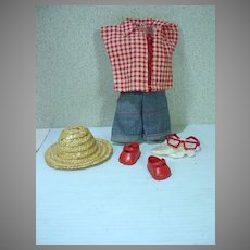 Vintage Vogue Ginny Outfit Whiz Kids, 1954 #70