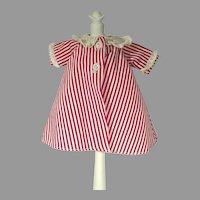 Vintage Madame Alexander -kin Robe, 1955