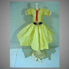 Vintage 1950's Little Miss Revlon Spring Ensemble, 1950's