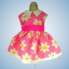 Vintage 1966 Baby First Step Original Dress, Mattel, 1966