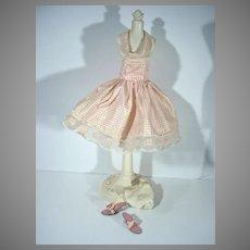 Vintage Vogue Jill Outfit #3112, 1960