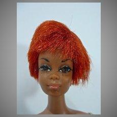 Vintage Mattel 1969 Julia Doll (Diahann Carroll), in FIrelights