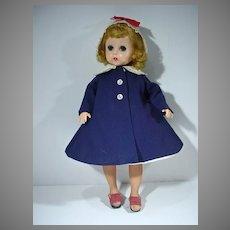 Charming Madame Alexander Lissy Doll in Original Ensemble, 1958