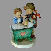 """Vintage Goebel W. Germany Hummel Figurine """"Blessed Event"""""""