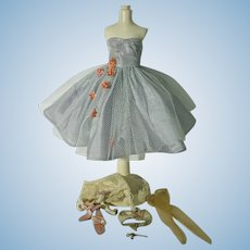 1950's Cocktail Dress with Accessories for Little Miss Revlon and Jill
