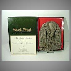 Salesmans Sample Harris Tweed Men's Jacket in Box