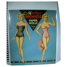 Rare, Original 1953 Un-Cut Marilyn Monroe Paper Dolls!