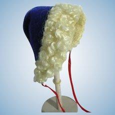 """Vogue Strung Ginny """"Skier"""" Hat, 1952 Sport Series"""