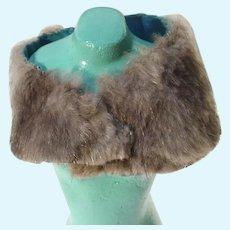 Mad. Alexander Cissette Size Fur Stole, 1950's