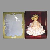MIB Madame Alexander Godey Cissette Portrette in Picture Box, 1968