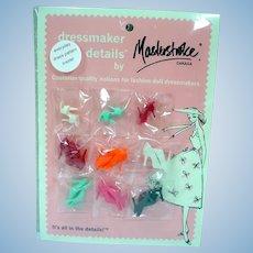 Dressmaker Details Mint in Pack Shoe Set!