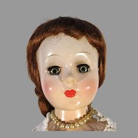 1950's Nancy Ann Style Show Doll 18 Inches