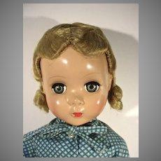 """Madame Alexander 18"""" Maggie Doll, 1951"""
