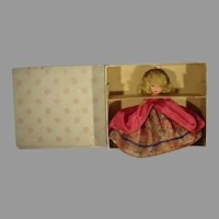 MIB 1940's Nancy Ann Storybook Doll, Colonial Dame #56