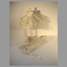 VIntage Vogue GInny Wedding Ensemble, 1957, 7064