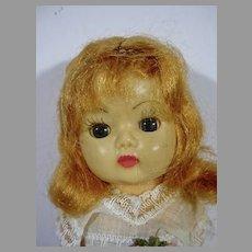 Charming Nancy Ann Storybook Muffie Doll, 1950's