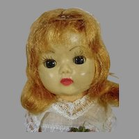 Charming Nancy Ann Storybook Muffie Doll, 1950's