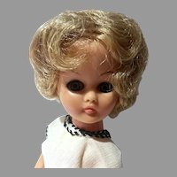"""Vogue All New Jill 10 1/2"""" Fashion Doll  in Vogue Outfit, 1963"""