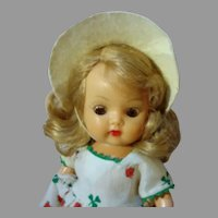 Adorable 1950's 8 Inch Muffie Nancy Ann Storybook Doll