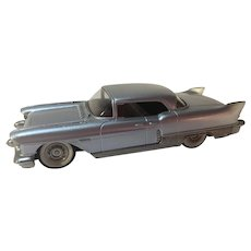Brooklin Models 1957 Cadillac Eldorado White Metal Car, England, 1:43 Scale