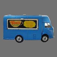 Vintage Corgi Toys Smith's Karrier Van, Joe's Diner, 1960's