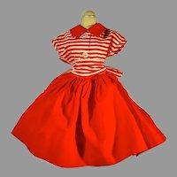Original Madame Alexander Binnie Walker Dress, 1955