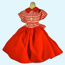 Original Madame Alexander Binnie Walker Dress, 1955