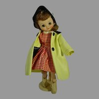 "Charming 8"" American Character Betsy McCall in Original Clothing, 1957-58"