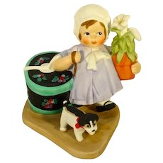 The Heirloom Tradition, Easter Parade Figurine, 1985