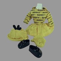 Vintage Vogue Ginny Outfit, #7030, 1957