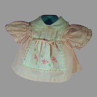 Vintage Baby Doll Dress, 1980's