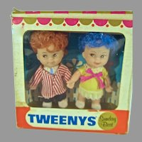 Adorable Tweenys Dolls, Timely Toys, 1967, NRFB