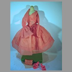 """Deluxe Reading 22"""" Candy Fashion Doll Outfit, 1962"""
