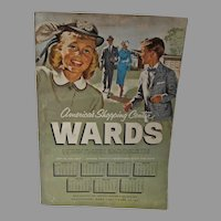1959 Montgomery Wards, Spring and Summer Mail Order Catalog