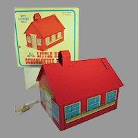 MIB 1976 Little Red Schoolhouse Bank