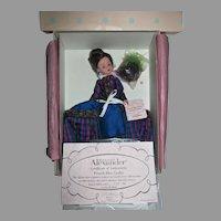 MIB Madame Alexander Ltd. Ed. Cissette French Blue Godey Doll