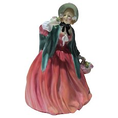 Royal Doulton China Figurine, Lady Charmian, 1949