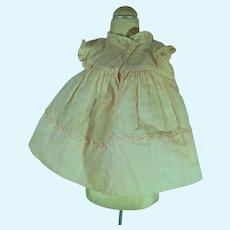 VIntage Effanbee Doll Dress, 1920's, Labeled