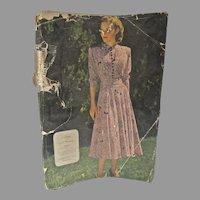 Wards Sprint& Summer Mail Order Catalog, 1948, Toys, Dolls, Fashions +