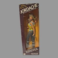NRFB Jordache Fashion Doll, Mego, 1981