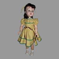 Horseman 1953 Lu Ann Simms HP 18 Inch Doll, Rare