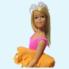 VIntage 1971 Malibu Francie Doll, Mattel